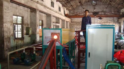 中频加热炉、中频加热设备河南使用厂家