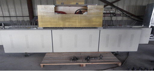 中频加热炉截齿焊接调质使用单位